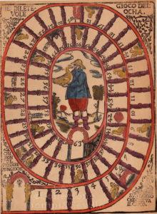 Toccobarocco - Il gioco dell'oca
